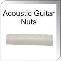 Acoustic Guitar Nuts