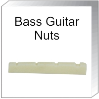 Bass Guitar Nuts