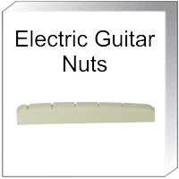Electric Guitar Nuts