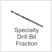Drill Bits Fractional