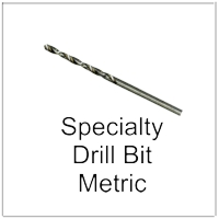Drill Bits in Metric Sizes