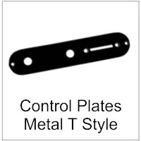 Control Plate for T Style Guitars