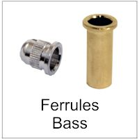 String Ferrules for Bass Guitars