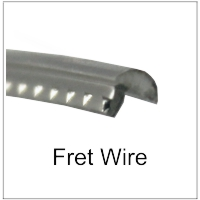 Fret Wire for Musical Instruments