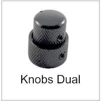 Knobs for Push Pull Potentiometers