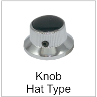 Hat Type Knobs
