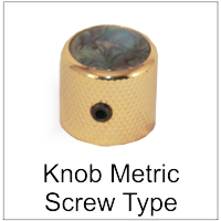 Screw on knobs metric