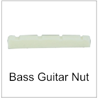 Nuts for Bass Guitars