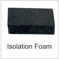 Isolation Foam for Guitar and Bass Pickups