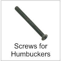 Screws for Humbucker Pickkups