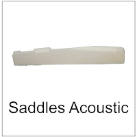 Saddles for Acoustic Guitar