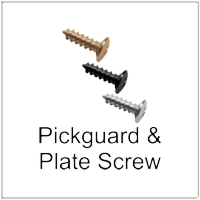 Screw for Pickguards and Control Plates