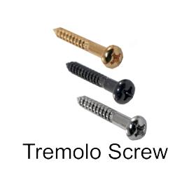 Screws for Tremolos
