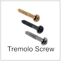 Screws fpr Tremolo Bridges